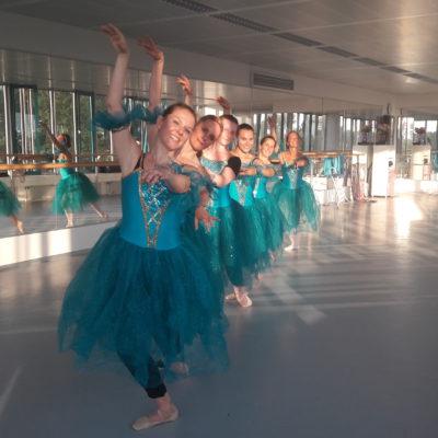 Ballett für Erwachsene – Fortgeschrittene