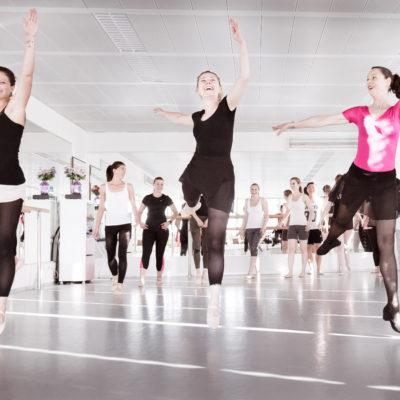 Ballett für Erwachsene – Anfänger