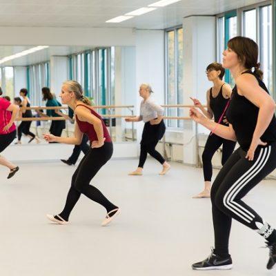 Fitnessdance für SIE