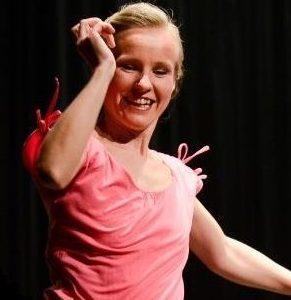 Nataliya Dupriez Tanzpädagogin f. Kinderballett/Fitness Dance und Irish Dance