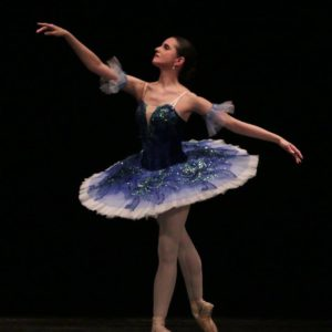 Lisa Sannicandro – Ehemalige Tänzerin d. Ballet Classique München