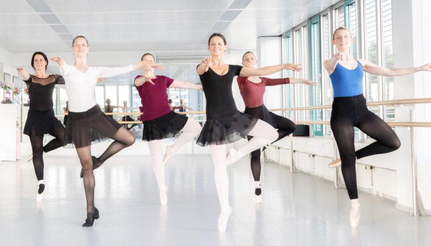 Bild Ballett Erwachsene Anfängerkurs