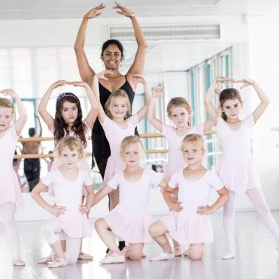 Ballett für Kinder