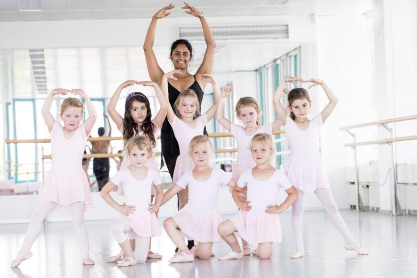 Bild Ballett für Kinder
