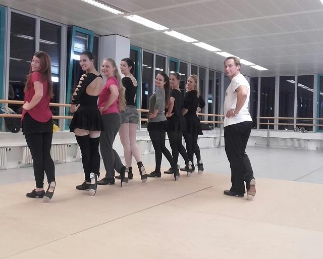 Bild American Step Dance 2