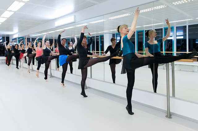 Bild Ballett Erwachsene Mittelstufe 2