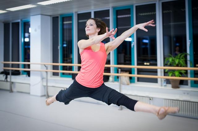 Bild Ballett Erwachsene Mittelstufe