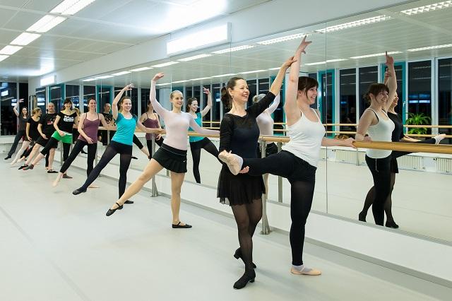 Bild Ballett Erwachsene Anfänger 4
