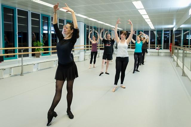 Bild Ballett Erwachsene Anfänger 3