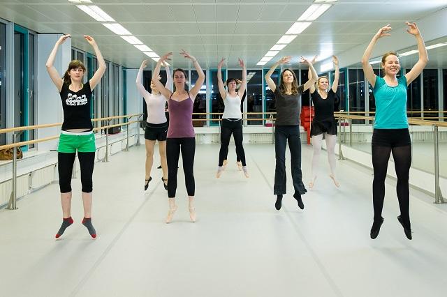 Bild Ballett Erwachsene Anfänger 2