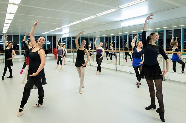 Bild Ballett Erwachsene Anfänger
