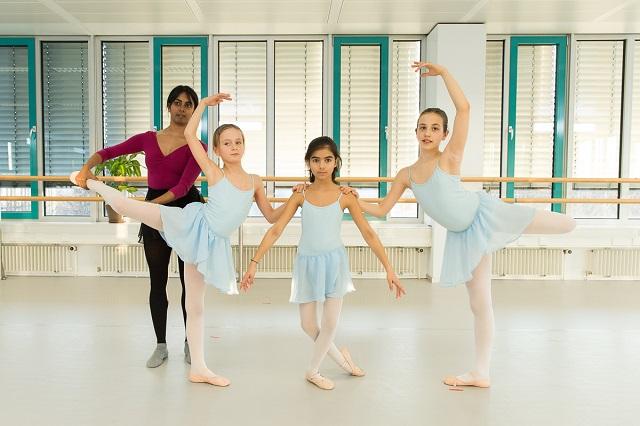 Bild Ballett Kinder 4
