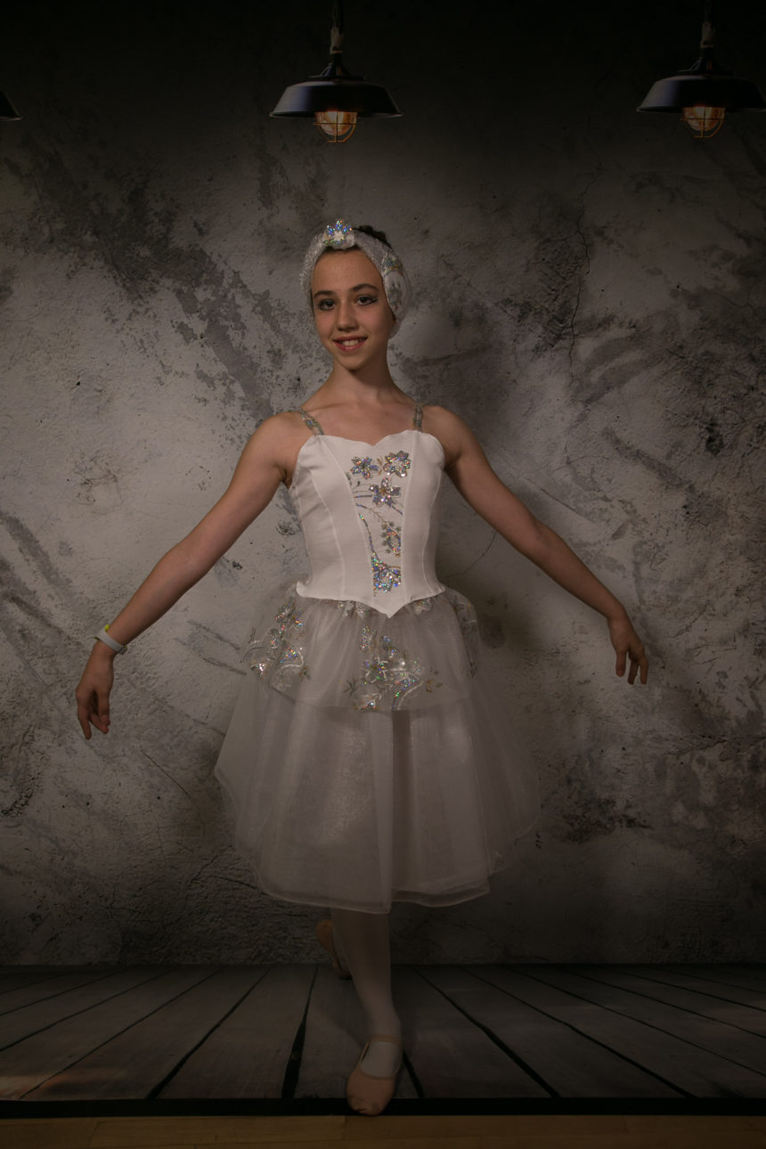 Ballett für Kinder – Förderklasse/Aufführungsgruppe