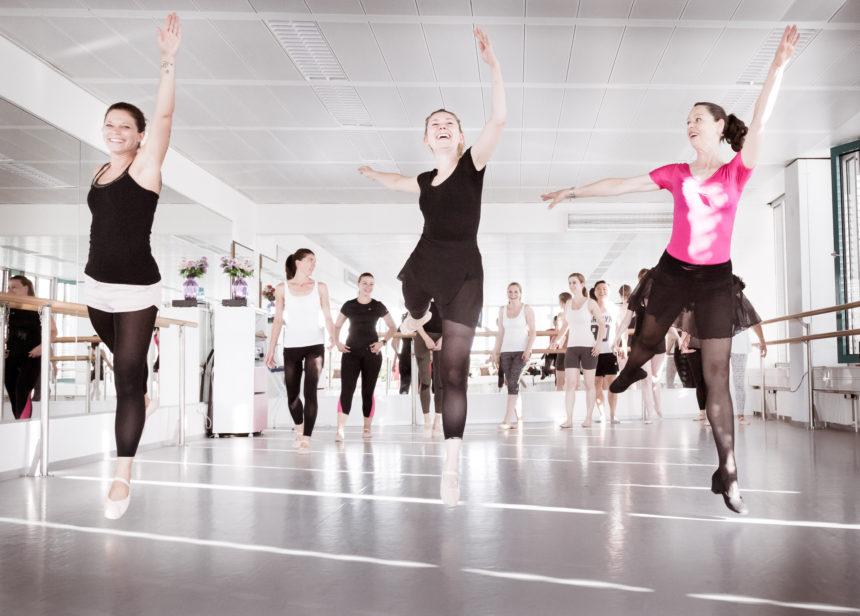 Ballett für Erwachsene – Anfänger - Ballettschule Esther München
