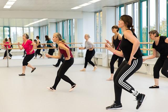 Bild Fitness Dance für Sie 1