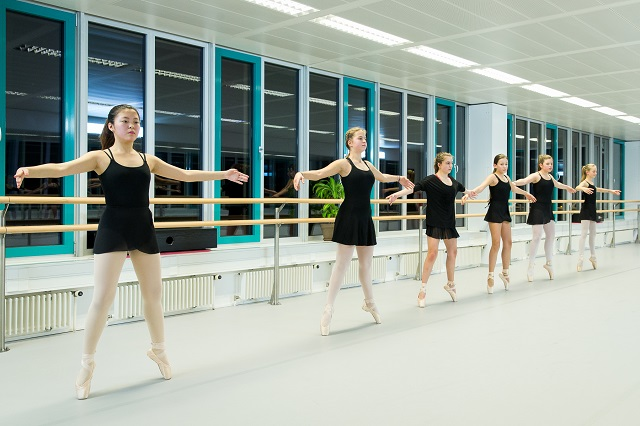 Bild Ballett Teenys