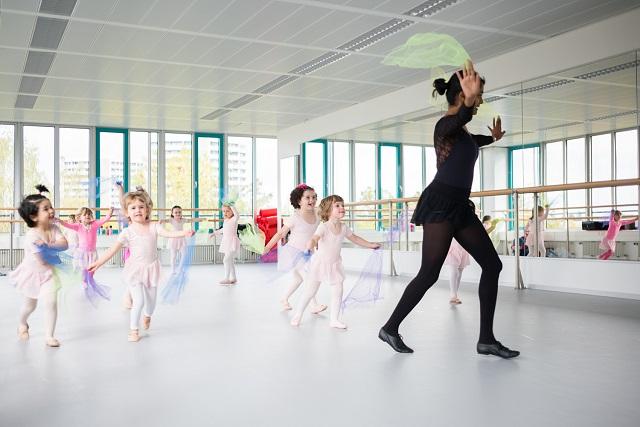 Bild Ballett Kinder