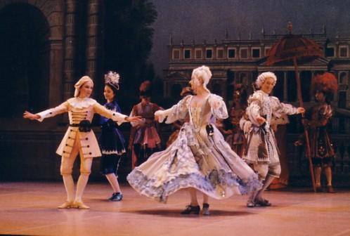 Bild barock Tanz 1