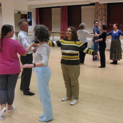 Historischer Tanz